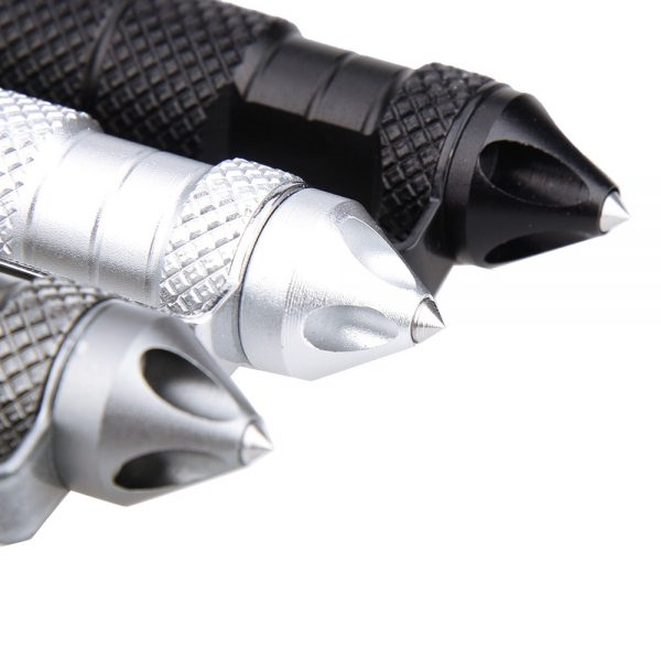 High Quality defence personal Tactical Pen Self Defense Pen Tool Multipurpose Aviation Aluminum Anti-skid Portable
