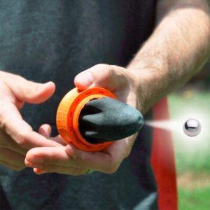 Hot GEAR Pocket Speelgoed Slingshot Catapult Ammo Bow Arrow Cap Hamer Handvat Doel en Vervanging Pouches Jacht Shot Self defense
