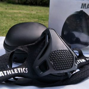 Sports Mask Training Mask Altitude Cycling Oxygen Barrier Mask High Altitude Simulating Altitude Training Running Fitness