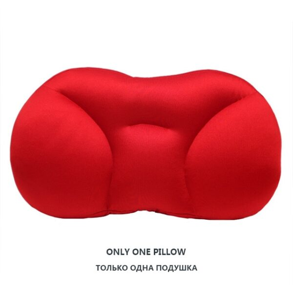 Deep Sleeping Pillow All-round Sleep Pillows Neck Support Pillow Ergonomic Orthopedic Massage Pillows Memory Foam Sleep Pillow