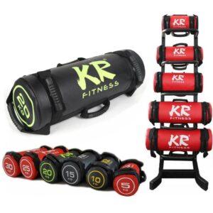 Fitness Sandbag 5-30kg Weight Lifting Bulgarian Sandbag Unfilled Power Bag Fitness Body Building Gym Sports Muscle Training